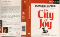 The City of Joy written by Dominique LaPierre performed by Michael York on Cassette (Abridged)
