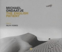 The English Patient written by Michael Ondaatje performed by Ralph Fiennes on CD (Abridged)
