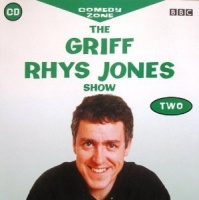 The Griff Rhys Jones Show written by Griff Rhys Jones performed by Griff Rhys Jones on CD (Abridged)