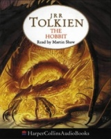 The Hobbit written by J.R.R. Tolkien performed by Martin Shaw on Cassette (Abridged)