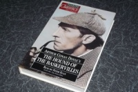 The Hound of the Baskervilles written by Arthur Conan Doyle performed by Peter Egan on Cassette (Abridged)