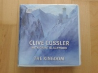 The Kingdom written by Clive Cussler performed by Jeff Harding on CD (Unabridged)
