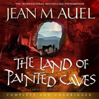The Land of Painted Caves written by Jean M. Auel performed by Rowena Cooper on CD (Unabridged)