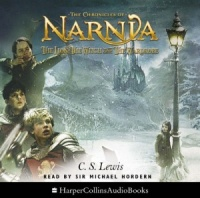 Part 2 of the Chronicles of Narnia - The Lion, the Witch and the Wardrobe by C. S. Lewis written by C.S. Lewis performed by Sir Michael Hordern  on CD (Abridged)