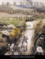The Lord of the Rings - Part 3 The Return of The King written by J.R.R. Tolkien performed by Rob Inglis on Cassette (Unabridged)