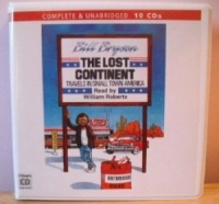 The Lost Continent written by Bill Bryson performed by William Roberts on CD (Unabridged)