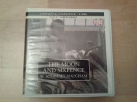 The Moon and Sixpence written by W. Somerset Maugham performed by Robert Hardy on CD (Unabridged)