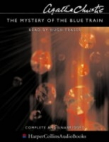 The Mystery of The Blue Train written by Agatha Christie performed by Hugh Fraser on Cassette (Unabridged)