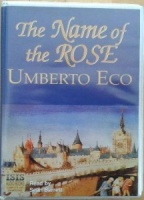 The Name of the Rose written by Umberto Eco performed by Sean Barrett on Cassette (Unabridged)