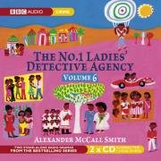 The No. 1 Ladies Detective Agency: Return of Note and the Ceremony v. 6 written by Alexander McCall-Smith performed by BBC Full Cast Dramatisation on CD (Abridged)