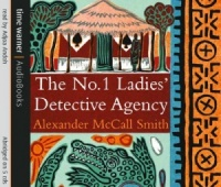 The No.1 Ladies Detective Agency written by Alexander McCall-Smith performed by Adjoa Andoh on CD (Abridged)