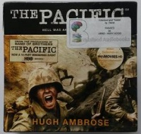 The Pacific - Hell was and Ocean Away written by Hugh Ambrose performed by Mike Chamberlain on CD (Unabridged)