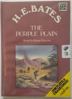 The Purple Plain written by H.E. Bates performed by Brian Deacon on Cassette (Unabridged)
