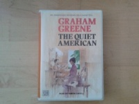 The Quiet American written by Graham Greene performed by Simon Cadell on Cassette (Unabridged)