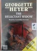 The Reluctant Widow written by Georgette Heyer performed by Cornelius Garrett on Cassette (Unabridged)
