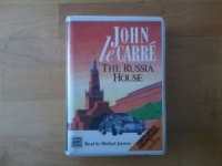 The Russia House written by John le Carre performed by Michael Jayston on Cassette (Unabridged)