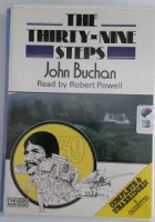 The Thirty-Nine Steps written by John Buchan performed by Robert Powell on Cassette (Unabridged)