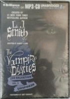 The Vampire Diaries - The Salvation Vol 2 Unspoken written by L.J. Smith performed by Amy Rubinate on MP3 CD (Unabridged)