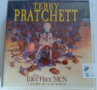 The Wee Free Men written by Terry Pratchett performed by Stephen Briggs on CD (Unabridged)