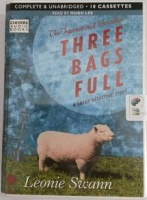 Three Bags Full written by Leonie Swann performed by Hugh Lee on Cassette (Unabridged)