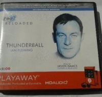 Thunderball written by Ian Fleming performed by Jason Isaacs on MP3 Player (Unabridged)