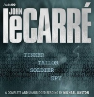 Tinker Tailor Soldier Spy written by John le Carre performed by Michael Jayston on CD (Unabridged)