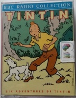 Tintin written by Herge performed by Leo McKern, Andrew Sachs and Stephen Moore on Cassette (Abridged)