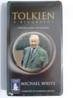 Tolkien - A Biography written by Michael White performed by Gordon Griffin on Cassette (Unabridged)
