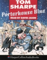 Porterhouse Blue written by Tom Sharpe performed by David Jason on Cassette (Abridged)