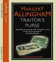 Traitor's Purse written by Margery Allingham performed by Philip Franks on CD (Abridged)