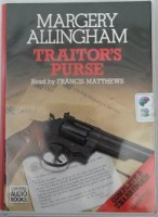 Traitor's Purse written by Margery Allingham performed by Francis Matthews on Cassette (Unabridged)