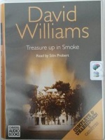 Treasure Up In Smoke written by David Williams performed by Sion Probert on Cassette (Unabridged)