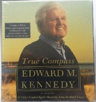 True Compass - A Memoir written by Edward M. Kennedy performed by John Bedford Lloyd on CD (Unabridged)