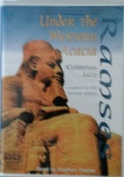 Ramses Part 5 - Under the Western Acacia written by Christian Jacq performed by Stephen Thorne on Cassette (Unabridged)