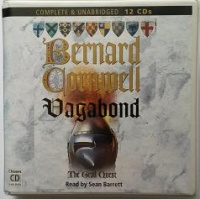 Vagabond written by Bernard Cornwell performed by Sean Barrett on CD (Unabridged)