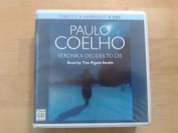 Veronika Decides to Die written by Paulo Coelho performed by Tim Pigott-Smith on CD (Abridged)