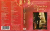 The Treasury of Victorian Poetry written by Various Famous Poets performed by Various Famous Actors, Ian Holm, Richard Pasco and Michael Redgrave on Cassette (Abridged)