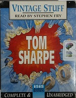 Vintage Stuff written by Tom Sharpe performed by Stephen Fry on Cassette (Unabridged)