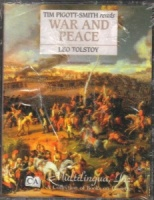 War and Peace written by Leo Tolstoy performed by Tim Pigott-Smith on Cassette (Abridged)