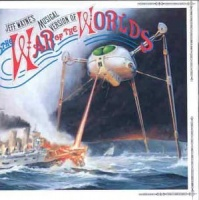 The War of the Worlds - Jeff Wayne's Music Adaptation written by HG Wells performed by Richard Burton, David Essex and Julie Covington on CD (Abridged)