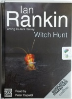 Witch Hunt written by Ian Rankin performed by Peter Capaldi on Cassette (Unabridged)