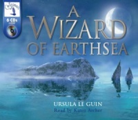 A Wizard of Earthsea written by Ursula Le Guin performed by Karen Archer on CD (Unabridged)